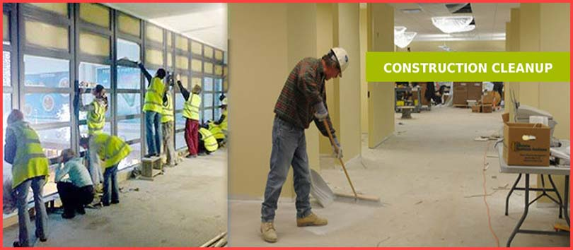 Building Completion Cleaning Services : Construction cleaning